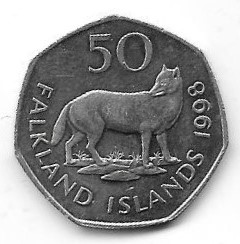 1998 Fifty Pence