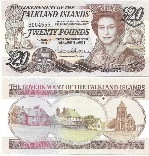 Twenty Pound Note
