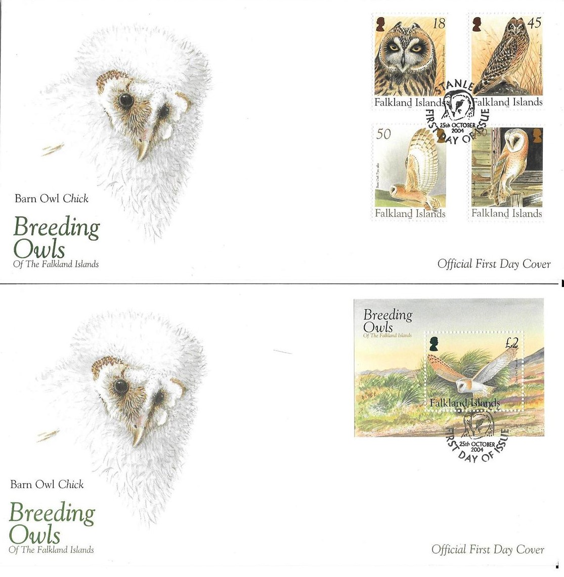 Breeding Owls